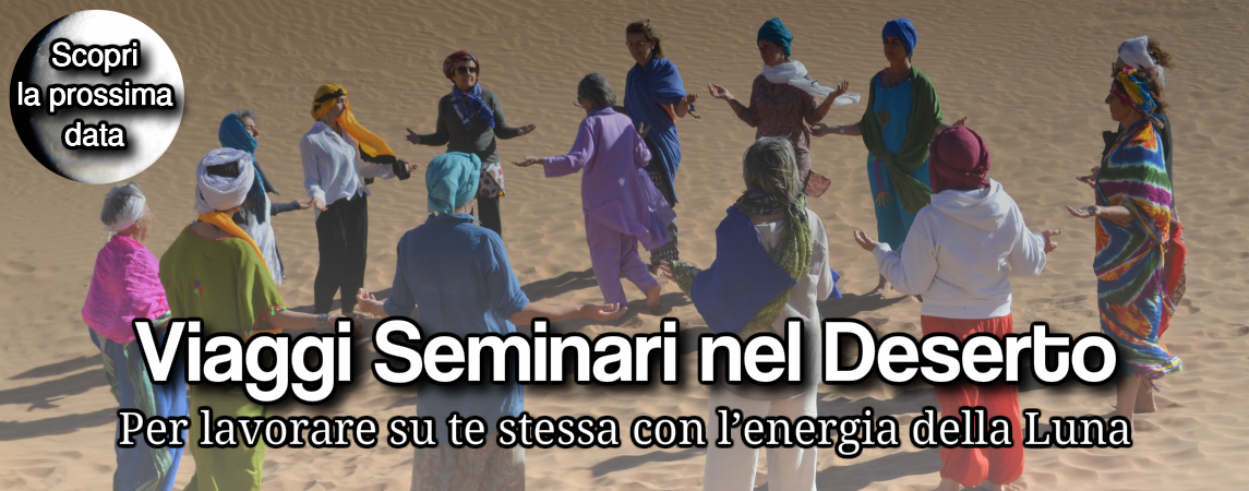 Viaggi Seminario Nel Deserto